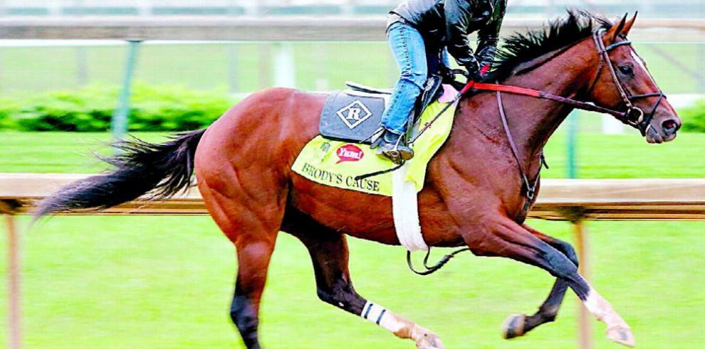 Tres grandes carreras para el camino al Derby de Kentucky