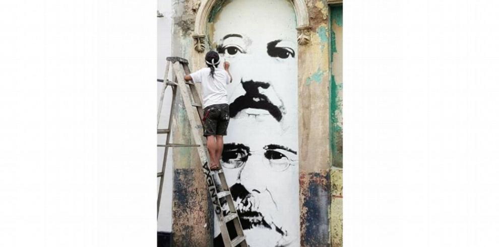 Muralismo, el arte que nace de las paredes de un barrio