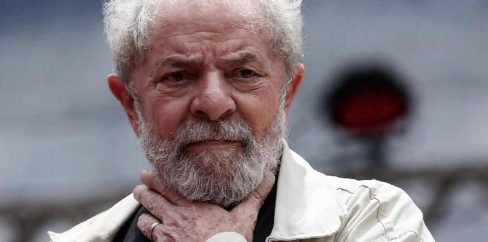 Juez decreta prisión preventiva a 'Lula'