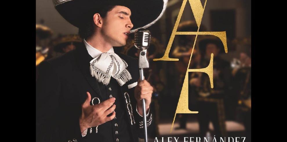 Hijo de Alejandro Fernández debuta en el mundo de la música con