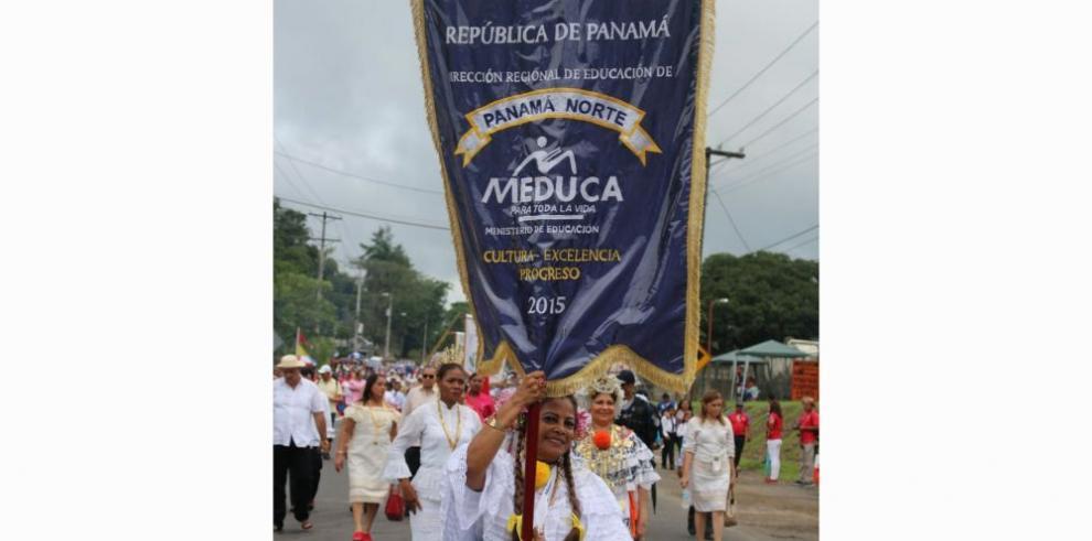 Panamá Norte, Juan Díaz y San Miguelito, afinan actos del 10 de noviembre
