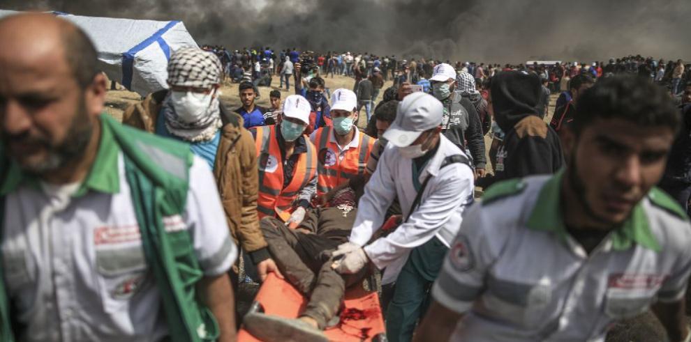 Tercera semana de protestas en Palestina, se registran más muertos