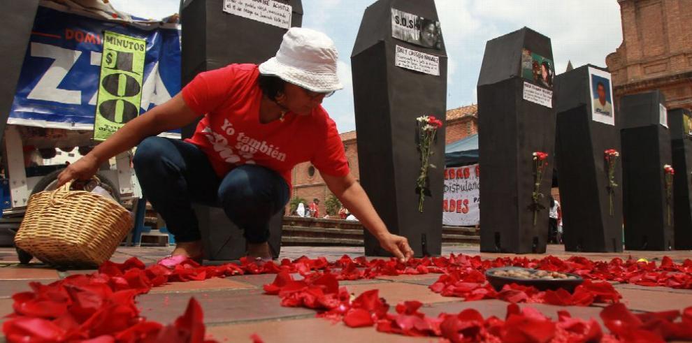 La piedra en el zapato del proceso de paz colombiano