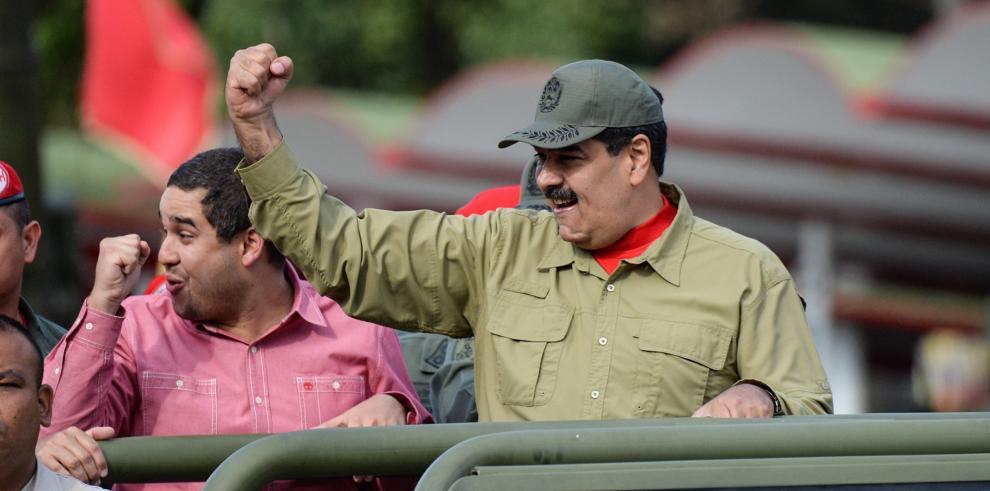 Maduro llega a cinco años gobernando a una Venezuela que hoy se muestra rota