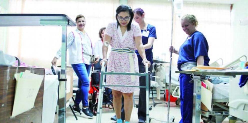 Operación Walk operará a 50 panameños