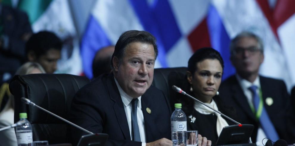 Varela lamenta ausencia de Venezuela en la VIII Cumbre de las Américas