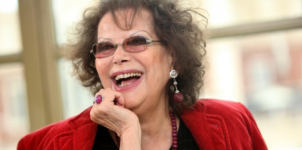 Claudia Cardinale celebrará sus 80 años en Nápoles