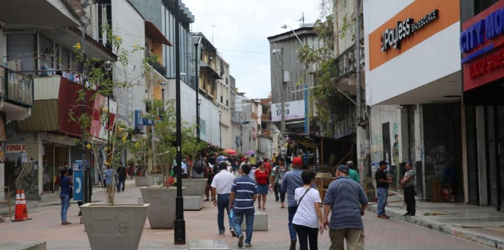 La revitalización de La Peatonal