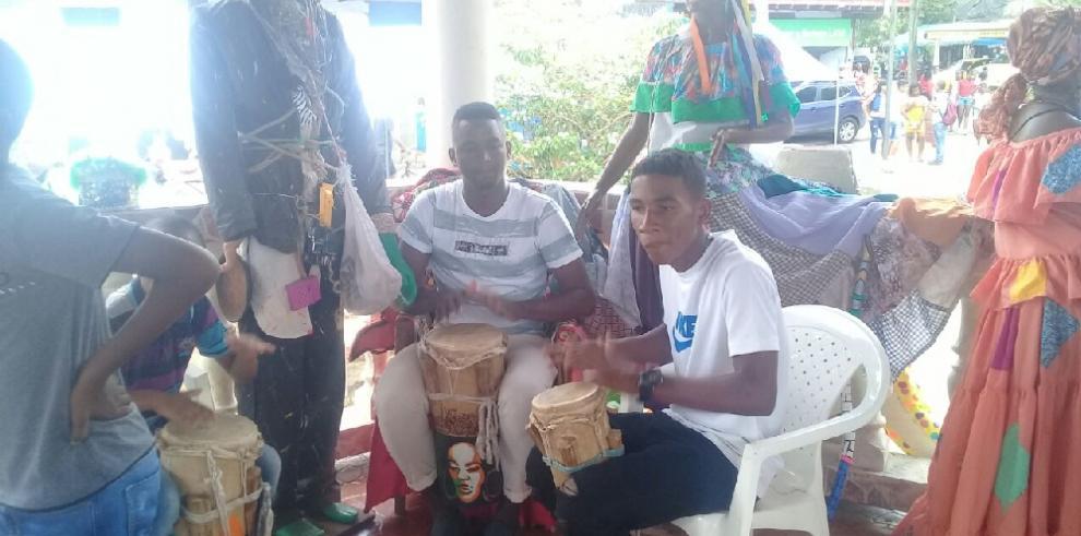 Inicia el Festival de la Pollera Congo