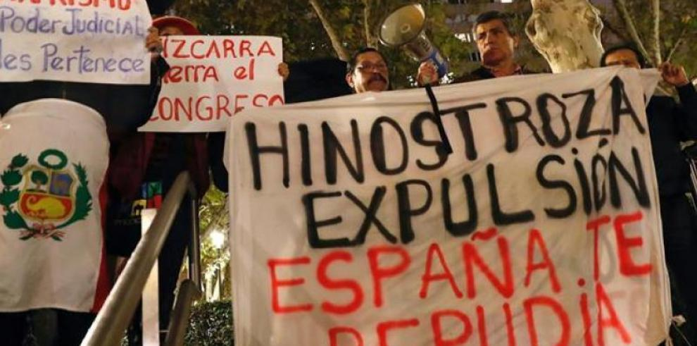 Sala suprema evalúa mañana extradición de exjuez peruano detenido en España