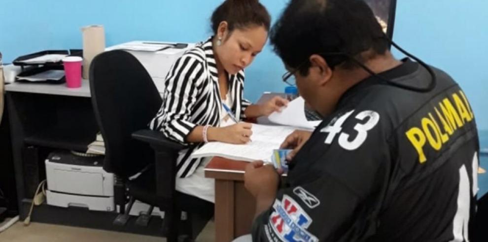 Tribunal Electoral realizó la primera inscripción del voto adelantado