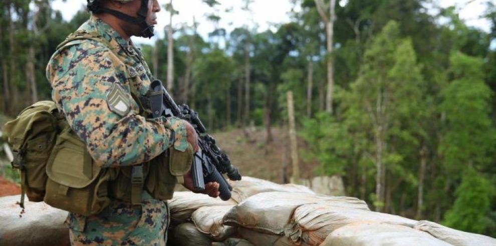 En condición estable 2 colombianos heridos en operación antidrogas en Guna Yala