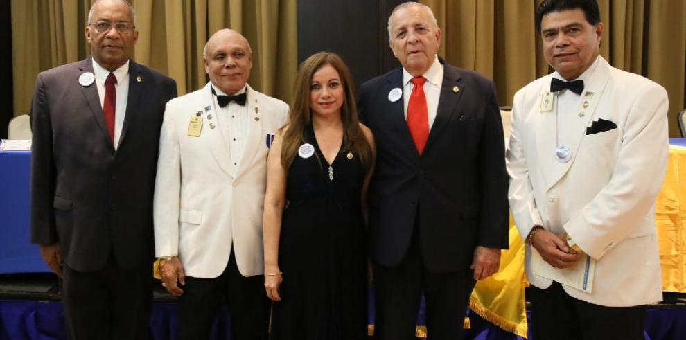 Nace el Club de Leones Panamá Melvin Jones