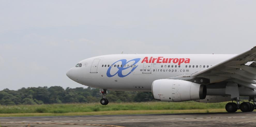 Air Europa abrirá ruta directa a Panamá
