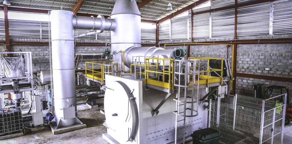 El Aeropuerto de Tocumen inaugura planta de tratamiento de desechos