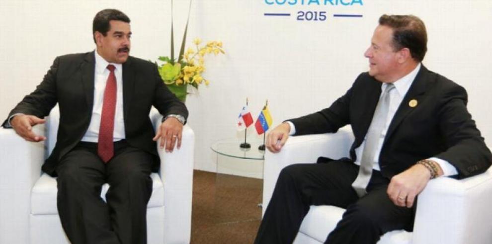 Panamá confirma interés en solucionar conflicto con Venezuela