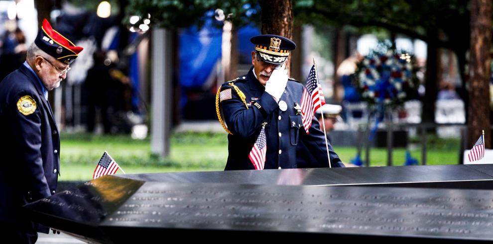 Recordando a las víctimas del atentado del 11 de septiembre