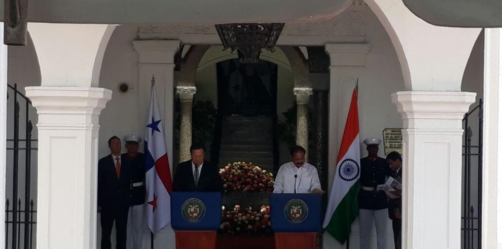 Panamá e India buscan acercamientos comerciales