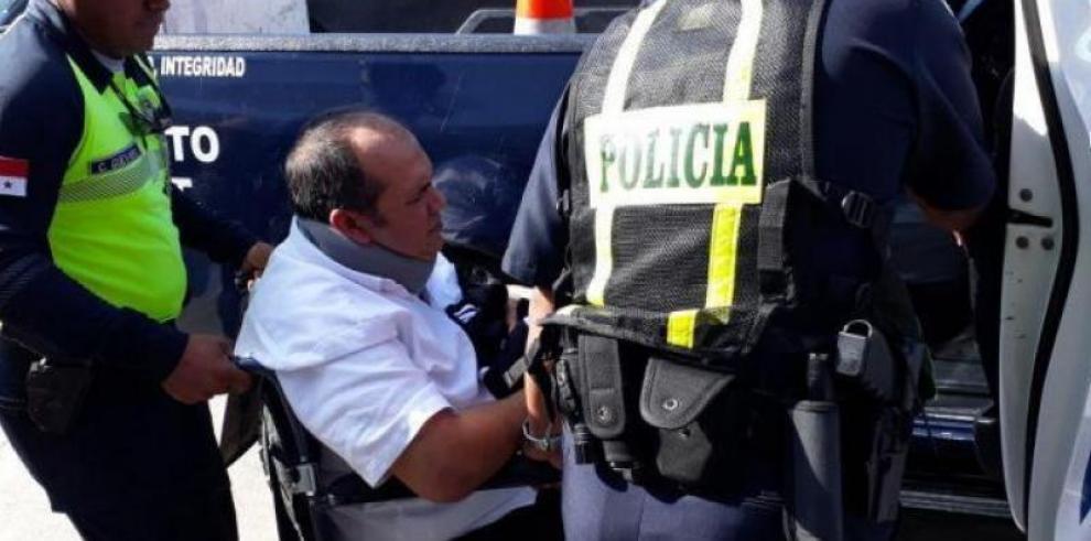 Juez de garantías ordena detención provisional aAlex Arturo Gómez Sousa-Lenox