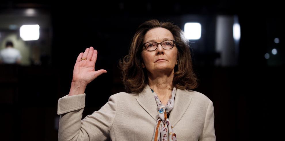 Candidata de la CIA, Gina Haspel, promete que no va torturar