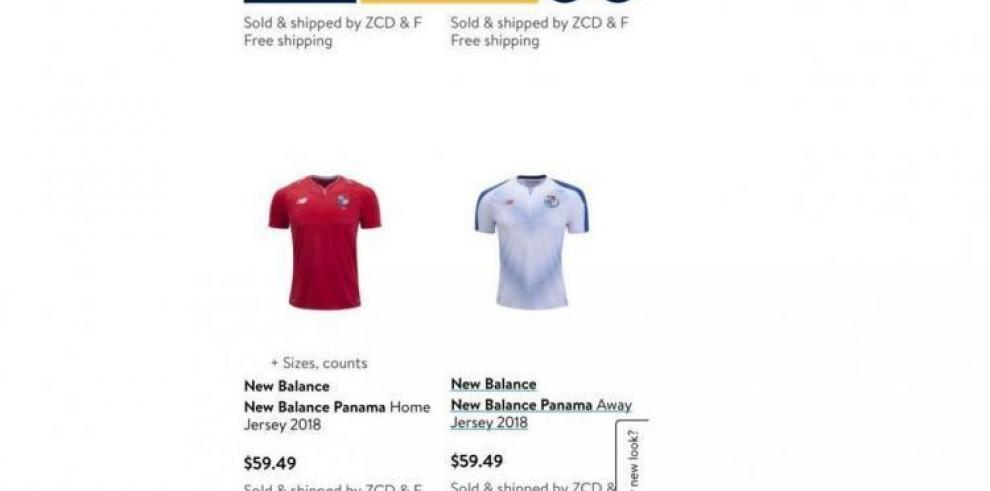 Firma estadounidense anuncia investigación contra Walmart por camiseta de Panamá
