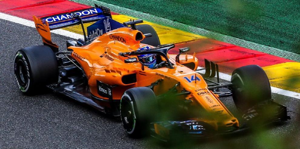 Alonso, fuera de la ronda de clasificación