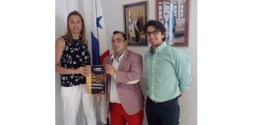 Panamá ofrecerá en Salamanca oportunidades de negocio