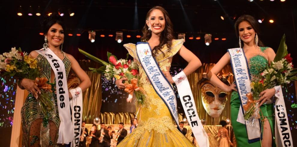 Eligen soberana del carnaval 2019 de la Ciudad de Panamá