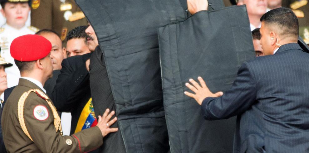 Gobierno venezolano confirma atentado contra el presidente Nicolás Maduro