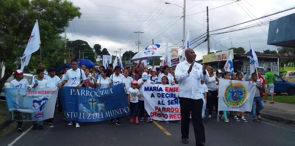 San Miguelito se prepara para la JMJ con el Festival de la Esperanza
