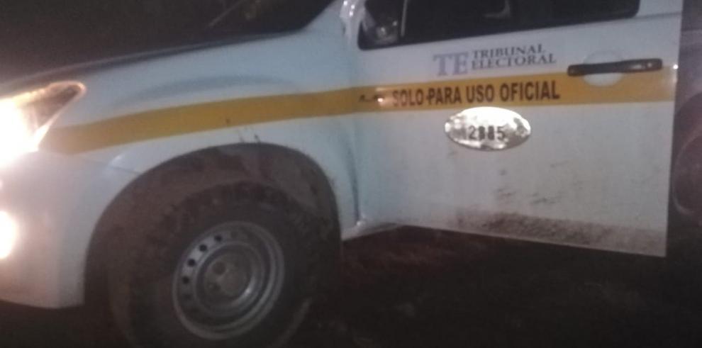 Arrestan a conductor del TE con presunta droga en Darién