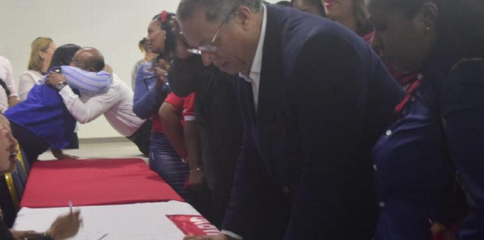 En el PRD, 18 miembros buscan llevar la bandera en las elecciones