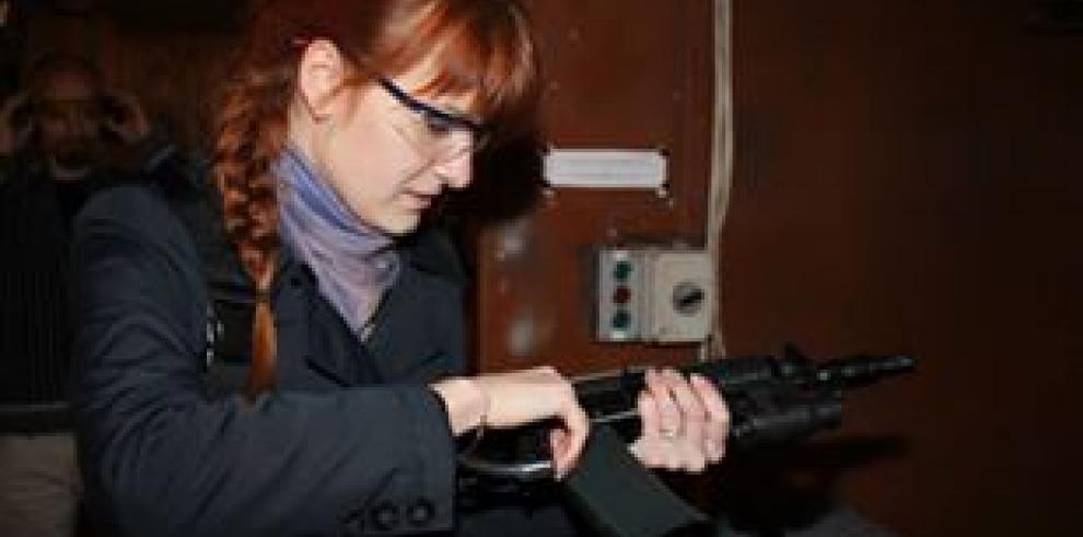 Sexo, armas y Google Translate: así actuaba la agente rusa detenida en EE.UU.