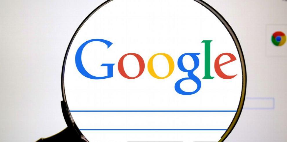 Google, detector de huellas