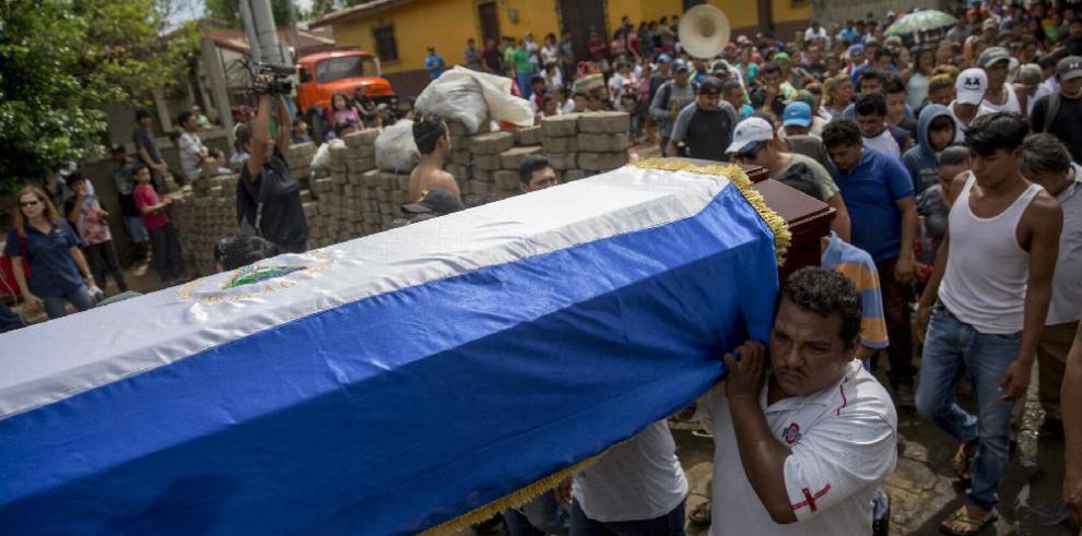 CIDH insta a Managua a buscar una salida pacífica a la crisis