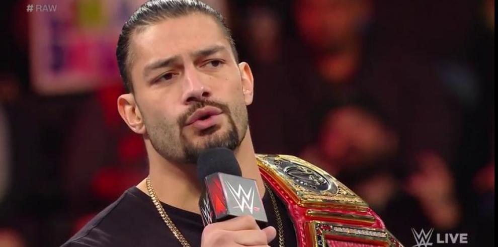 Roman Reigns anunció su retiro temporal de la WWE para luchar contra la leucemia