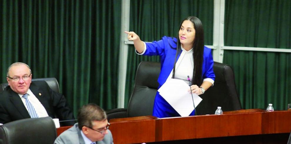 Zulay Rodríguez pide cerrar el Consejo de Seguridad