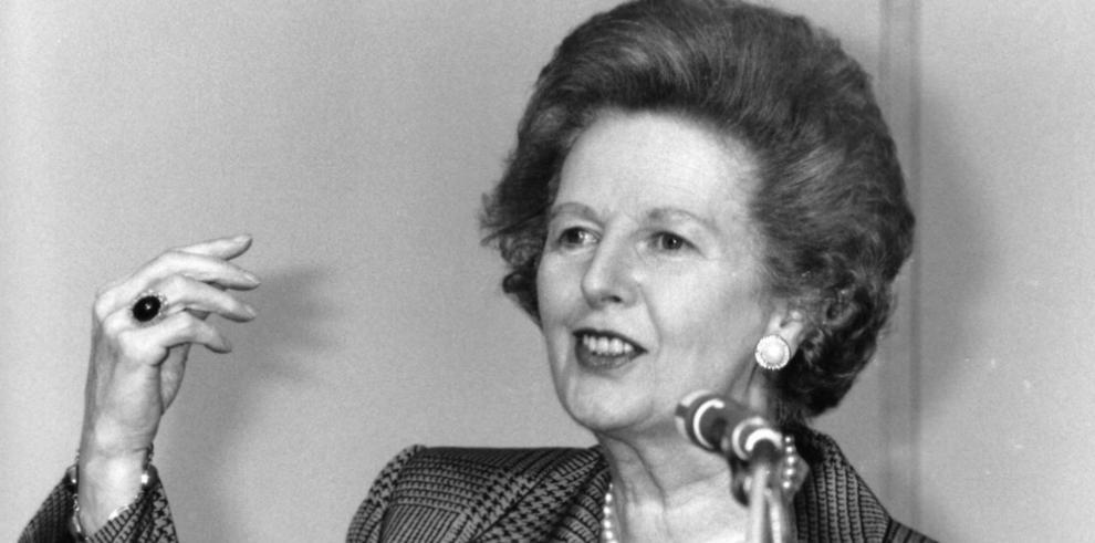 La BBC emitirá una serie documental sobre Margaret Thatcher