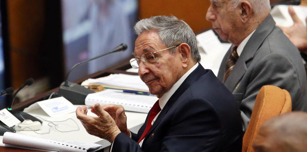 Comienza en Cuba la sesión parlamentaria para el relevo presidencial del país
