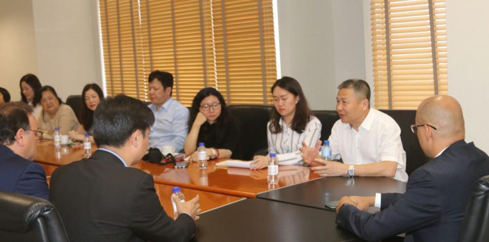 Turoperadores de Cantón visitan Panamá para ofrecer oferta turística en China