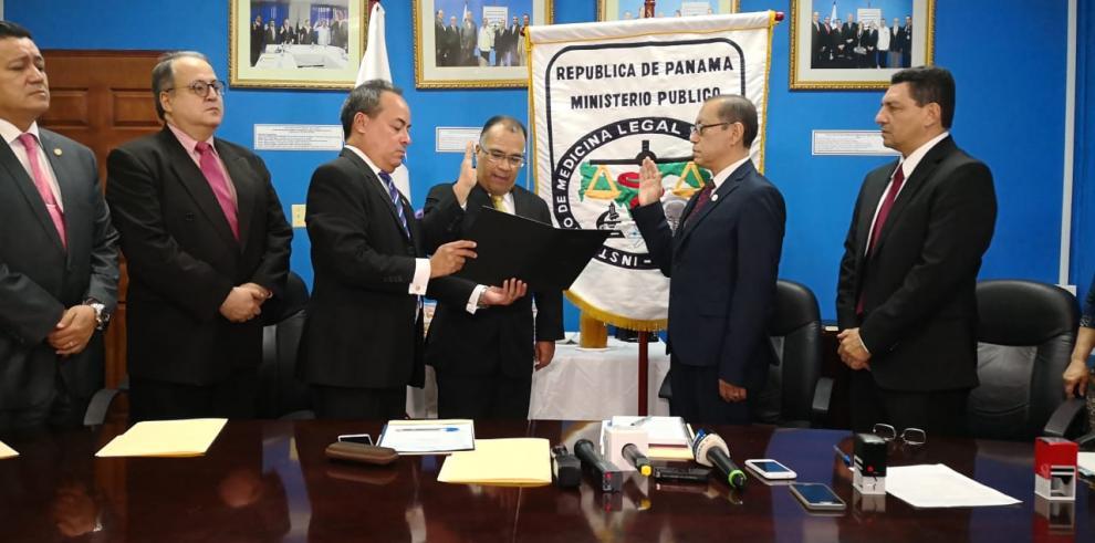 José Vicente Pachar toma posesión como nuevo director del Imelcf