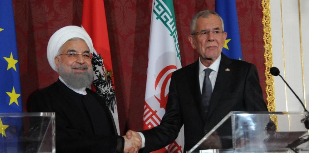 Irán y Austria cooperan para salvar pacto nuclear, pese a diferencias