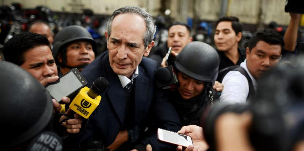 Fiscal de Guatemala reconoce la labor de CICIG