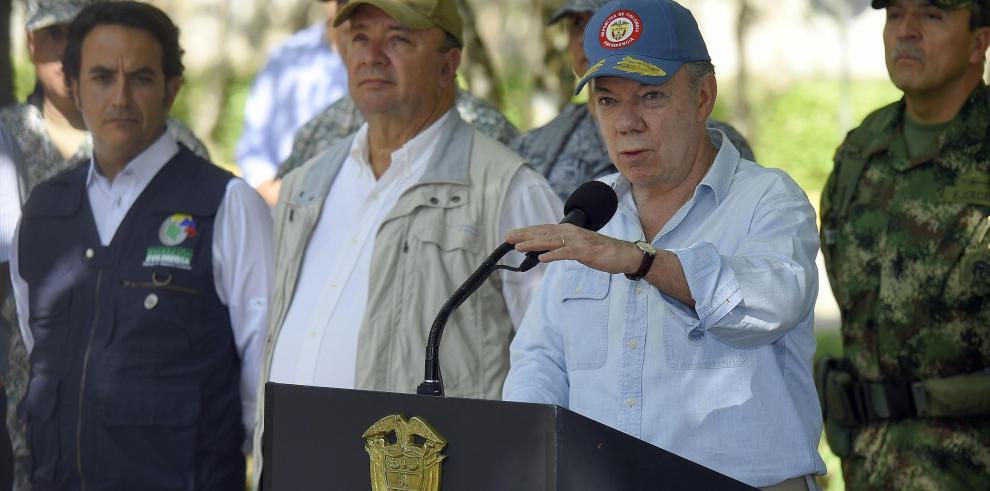Santos desea a su sucesor que no arrase lo que encuentre en el Gobierno