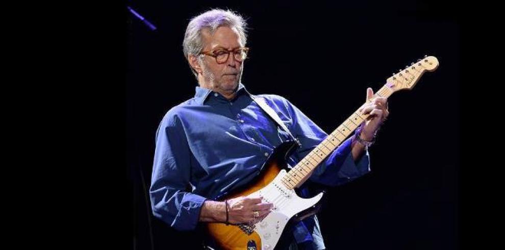 Guitarra de Eric Clapton va a subasta por una puja estimada de 10.000 libras
