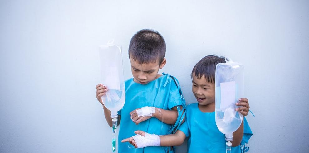 Cada año, más de un centenar de pacientes son diagnosticados con cáncer infantil
