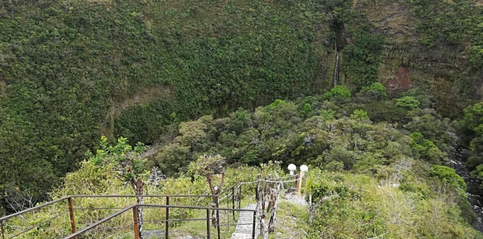 Sendero El Cañón del río Cochea, nuevo atractivo en Boquete