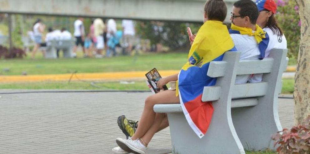 Más de 100,000 venezolanos han solicitado asilo en el extranjero, según Acnur