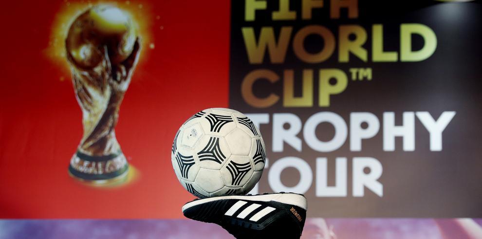 Copa del Mundo de FIFA llegará a Colombia el 3 de abril en gira mundial