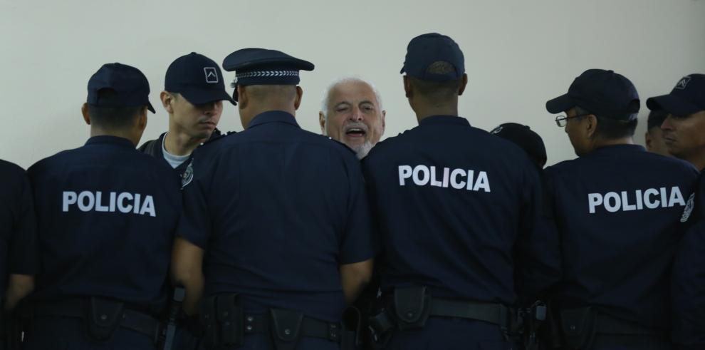 El 11 de diciembre será el juicio de Martinelli por caso de pinchazos